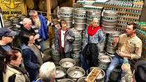 Alaska Brewery and Railroad Experience di Anchorage, Anchorage, Beer & Brewery Tours