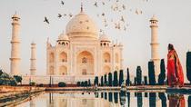 Visit Taj Mahal with Fatehpur-sikri (The Ghost Town), New Delhi, Ghost & Vampire Tours