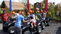 2-Hours Quad Bike in Ubud countryside with private hotel pick-up and drop-off, Kuta, 4WD, ATV &...