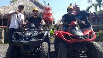 Combo tours of Ayung Rafting and Atv Quad bike with private transportation, Kuta, 4WD, ATV &...