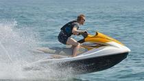 Hire 30 minutes self drive jet ski at nusa dua Beach, Kuta, Waterskiing & Jetskiing