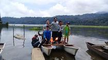 Private Tour Tamblingan Lake Jungle Trekking with Catamaran, Kuta, Catamaran Cruises