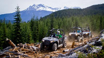 RZR Off-Roading Tours from Whistler, Whistler