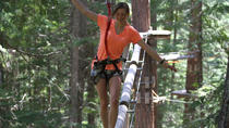Treetop Adventure Course, Whistler, Ziplines