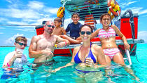 PRIVATE SNORKELING BOAT TRIP TO DOLPHIN HOUSE FROM HURGHADA, Hurghada, Day Cruises