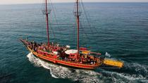 5-hour Crete Pirate Ship Cruise: Sissi, Malia, and Stalis, Heraklion, Lunch Cruises