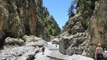 Full Day Samaria Gorge 10-Mile Walking Tour from Chania, Chania, Day Trips