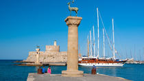 Rhodes Sightseeing Tour with Hotel Pickup and Drop-Off, Rhodes, City Tours