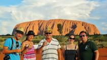 Dagsturen til Ayers Rock fra Alice Springs inkl. Uluru, Kata Tjuta og Sunset Barbecue Dinner, Alice Springs, Heldagsture