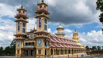 Cu Chi Tunnels and Cao Dai Temple Tour from Ho Chi Minh City, Ho Chi Minh City, Day Cruises