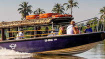 Cu Chi Tunnels and Countryside Tour by Luxury Speedboat, Ho Chi Minh City