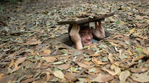 Half-Day Cu Chi Tunnels from Ho Chi Minh City by Luxury Speedboat, Ho Chi Minh City