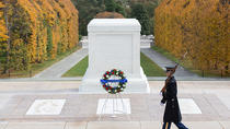 Arlington Cemetery and National Mall Monuments Bus Tour, Washington DC, Half-day Tours