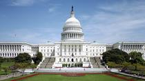 Guided Tour of US Capitol and Monuments via Mini Coach, Washington DC, Private Sightseeing Tours