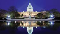 Moonlit Motor Coach Tour du National Mall avec Pick-Up, Washington DC, Visites nocturnes