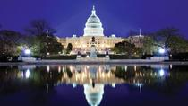Moonlit Motor Coach Tour of the National Mall with Pick-Up, Washington DC, City Tours