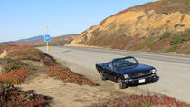 Classic Mustang Convertible Rental from Costa Mesa, Long Beach, Helicopter Tours