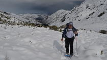 Snowshoes Hike Full Day experience in the Andes Mountain Range from Santiago, Santiago, Hiking &...