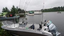 Boat Fishing Tour, 2 hours, Rovaniemi, Fishing Charters & Tours