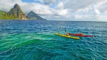All-Inclusive Anse Chastanet Resort Beach Day: Piton Kayaking, Snorkeling and Powerboat Adventure,...