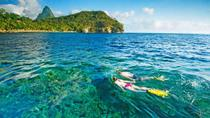 Snorkel Adventure with Beach Time at Anse Chastanet Resort in St Lucia, St Lucia, Bike & Mountain ...