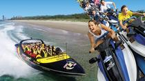 Gold Coast Combo: Jet Boat Ride and Sea World Theme Park Admission, Gold Coast
