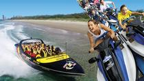 Gold Coast Combo: Jet Boat Ride und Sea World Themenpark Eintritt, Gold Coast, Sport- & Motorboote