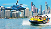 Jet-Boat Ride and Helicopter Flight from the Gold Coast, Gold Coast, Jet Boats & Speed Boats