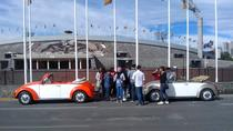 L'UNAM Campus VW Beetle Décapotable ou Classic Combi Private Tour, Mexico City, Private Sightseeing Tours