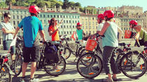 2,5 Hour Small Group Electric Bike Tour in Lyon with Food Tasting, Lyon, Bike & Mountain Bike Tours