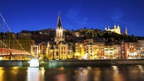 Lyon by Night: Electric Bike Tour with Food Tasting, Lyon, null