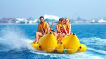 Banana Boat Ride in Biscayne Bay, Miami, Tubing