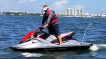Jet Ski Rental in Biscayne Bay, Miami, Waterskiing & Jetskiing