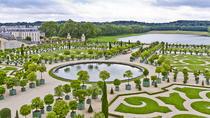 Versailles Gardens Walking Tour from Paris, Paris, null