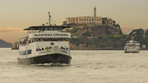 Alcatraz and Wine Country Combo Tour, San Francisco, Attraction Tickets
