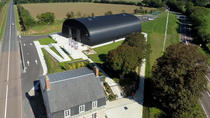 D-Day Experience Museum Entrance with real C-47 simulator, Normandy, Museum Tickets & Passes
