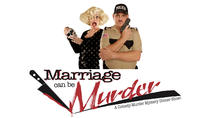 Marriage Can Be Murder: A Comedy Murder Mystery Dinner Show at the D Las Vegas, Las Vegas, Cultural ...