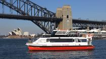 24-Hour Pass: Sydney Harbour Hop-On Hop-Off Cruise with Optional Taronga Zoo Entry Ticket, Sydney,...
