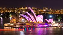 Sydney Harbour VIVID Lights Cruise, Sydney, Night Cruises