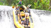 White Water Rafting at Telaga Waja, Kuta, White Water Rafting