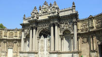 Istanbul Two Continents Tour Including Dolmabahçe Palace and Bosphorus Sightseeing Cruise, ...