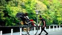 Arashiyama Rickshaw Tour and Japanese Foot Spa Combo in Kyoto, Kyoto