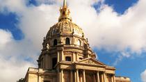 Eiffel Tower district : Food tasting, Invalides & Rodin's gardens, Paris, City Tours