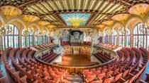 Palau de la Música Concert: Traditional Music from Catalonia Sardana, Barcelona, Concerts &...