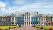 Private guided tour to the Catherine Palace and Amber room, St Petersburg, Private Sightseeing Tours