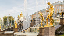 Private Tour of Peterhof Palace and Gardens, St Petersburg, Private Sightseeing Tours