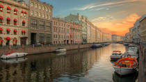 Saint Petersburg River and Canal Boat Cruise, St Petersburg, Day Cruises