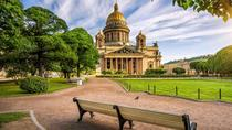 Saint Petersburg Walking Tour, St Petersburg, City Tours