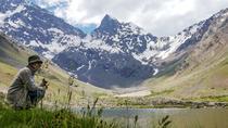 Small-Group El Morado Trek and Hot Springs Day Trip from Santiago, Santiago, null