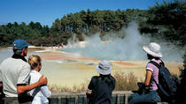 Ingresso a Wai-O-Tapu Thermal Wonderland, Rotorua, Thermal Spas & Hot Springs